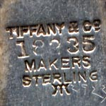 Tiffany+hallmarks